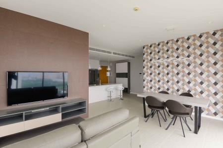 Cho thuê căn hộ Diamond Island - Đảo Kim Cương 3PN, tháp Bahamas, đầy đủ nội thất, view sông