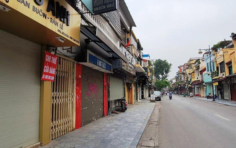 Đường vào nhà phố Nguyễn Bỉnh Khiêm, Gò Vấp Nhà phố mặt tiền Gò Vấp, thích hợp kinh doanh, mở văn phòng.