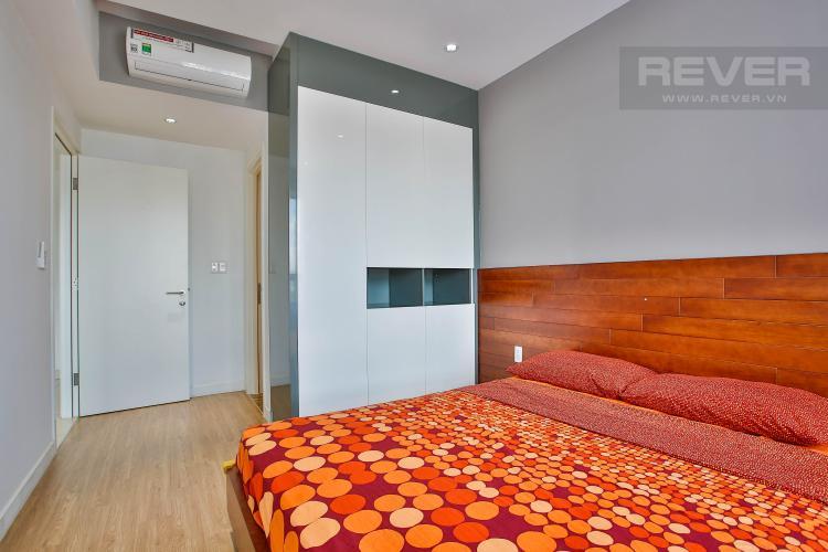 Phòng Ngủ 2 Bán căn hộ Masteri Thảo Điền tầng trung, 2PN, view hồ bơi và bao quát thành phố
