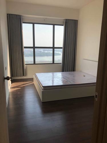 Phong ngủ căn hộ The Sun Avenue Cho thuê căn hộ The Sun Avenue tầng trung, 2 phòng ngủ, diện tích 56m2, đầy đủ nội thất