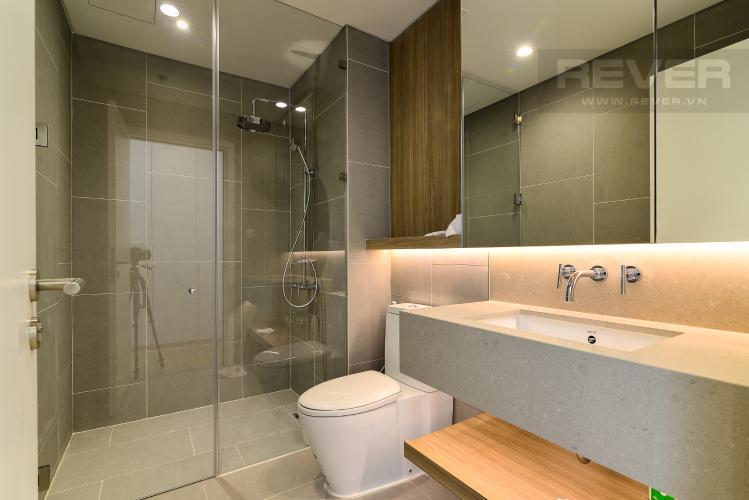 Phòng Tắm 1 Cho thuê căn hộ City Garden view thành phố, 104m2 2PN 2WC, nội thất tiện nghi