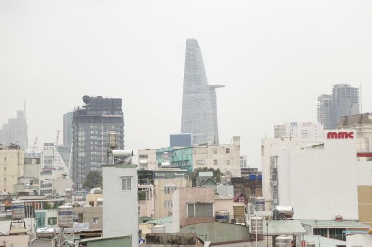 View nhà phố Nhà phố hướng Đông Nam diện tích đất 3mx 14m, hẻm xe máy.