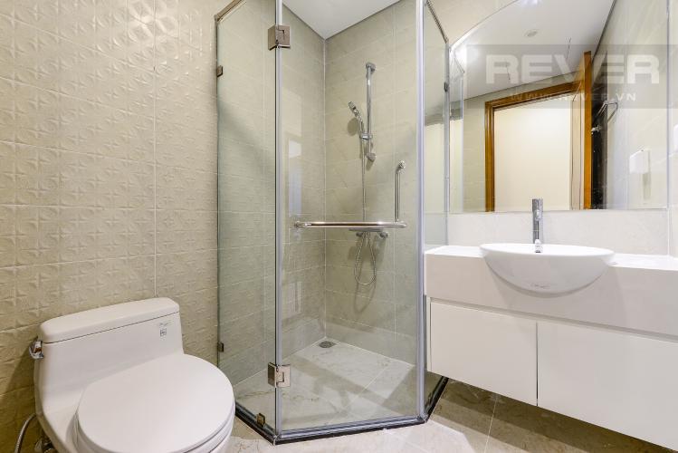 Phòng Tắm 2 Cho thuê căn hộ Vinhomes Central Park tầng cao 2PN view sông