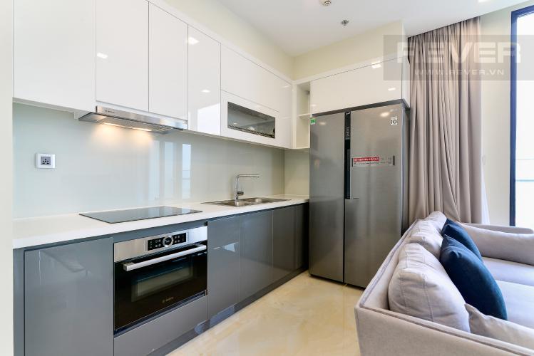 Nhà Bếp Cho thuê căn hộ Vinhomes Golden River tầng cao, 2PN, đầy đủ nội thất, view đẹp