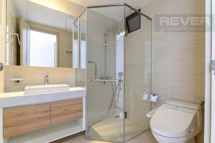 Phòng Tắm 2 Cho thuê căn hộ New City Thủ Thiêm 2PN 2WC, hướng Tây Bắc, view công viên