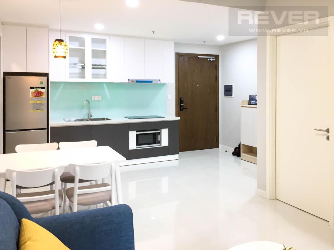 Phòng bếp Bán căn hộ Masteri An Phú 1 phòng ngủ, tầng thấp, tháp A, diện tích 50m2, đầy đủ nội thất
