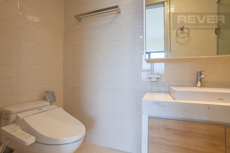 Phòng Tắm Căn hộ New City Thủ Thiêm 2 phòng ngủ tầng cao tháp BB hướng Tây Nam