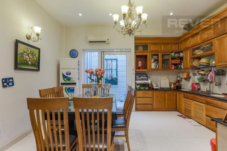 Phòng Bếp Bán biệt thự 4 tầng, 4PN, đầy đủ nội thất cao cấp, khu B phường An Phú, Quận 2