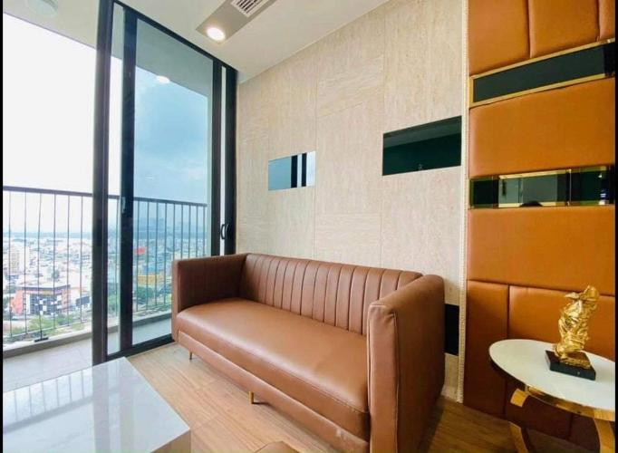 Không gian căn hộ Eco Green Saigon , Quận 7 Căn hộ Eco Green Saigon tầng 15 ban công hướng Đông Nam, nội thất đầy đủ.