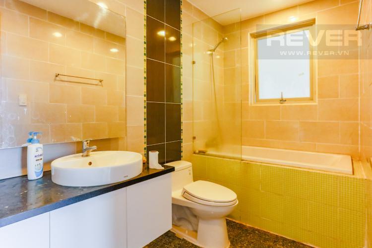 Phòng Tắm 1 Căn hộ Dragon City Phú Long 3 phòng ngủ tầng thấp hướng Đông Bắc