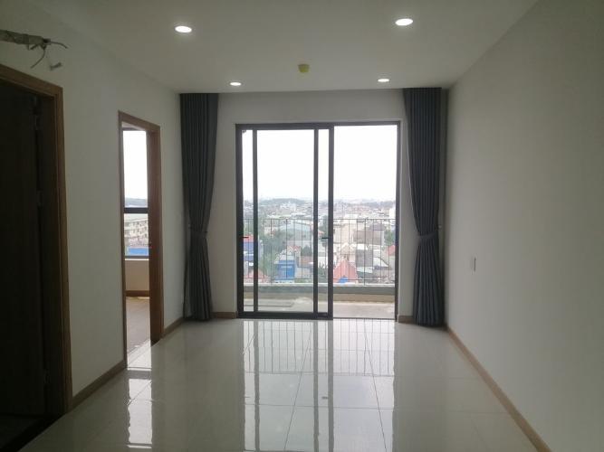 View Căn hộ Bcons Suối Tiên tầng thấp, đầy đủ nội thất tiện nghi.