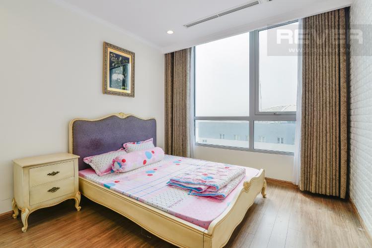 Phòng Ngủ 2 Căn hộ Vinhomes Central Park 2 phòng ngủ tầng thấp C1 view sông