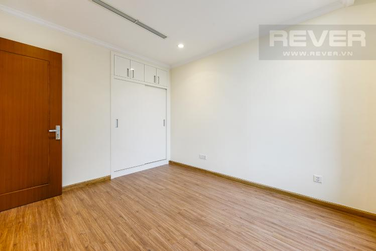 Phòng ngủ 3 Căn hộ Vinhomes Central Park 3 phòng ngủ tầng thấp L2 hướng Đông Bắc