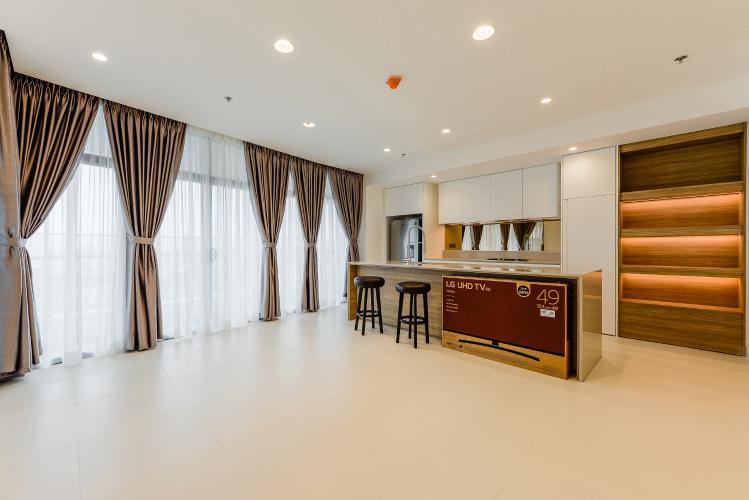 Căn hộ City Garden tầng cao 2PN đầy đủ nội thất, tiện ích đa dạng