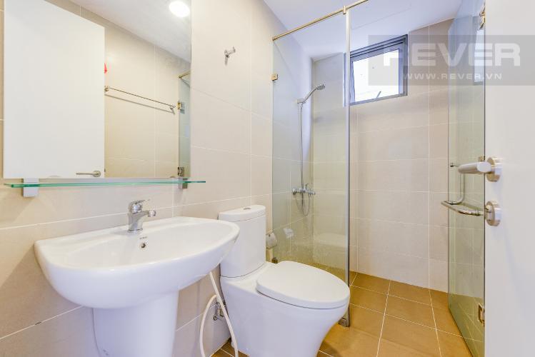 Phòng tắm 1 Căn hộ Masteri Thảo Điền 2 phòng ngủ tầng cao T3 nội thất đầy đủ