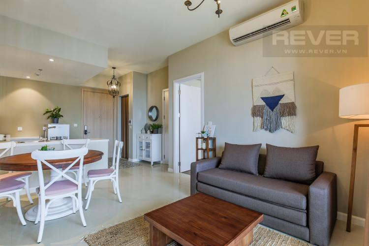 Phòng Khách Bán căn hộ Estella Heights 1PN, tầng cao, tháp T3, đầy đủ nội thất, view Quận 2