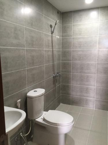 Toilet căn hộ Citrine Apartmen Bán căn hộ Citrine Apartment tầng thấp, diện tích 68.9m2 - 2 phòng ngủ, không có nội thất