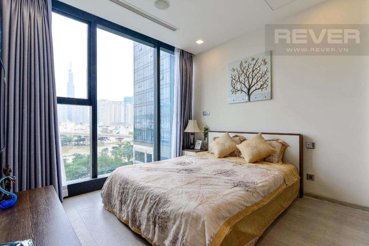 6 Cho thuê căn hộ Vinhomes Golden River 2PN, tầng thấp, đầy đủ nội thất, view sông và Landmark 81