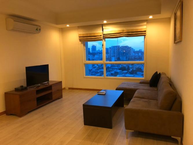 Cho thuê căn hộ The Manor 2PN, diện tích 100m2, đầy đủ nội thất, view thành phố