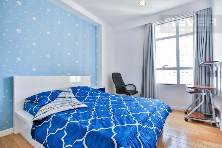 Phòng Ngủ 1 Căn hộ Sunrise City 2 phòng ngủ tầng cao V3 đầy đủ tiện nghi