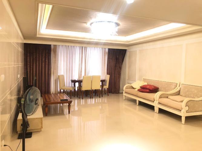 Cho thuê căn hộ cao cấp Cantavil Hoàn Cầu - căn góc 2 view đẹp