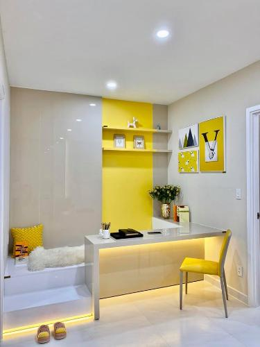Nhà mẫu căn hộ Ricca Bán căn hộ Ricca 2PN, tầng trung, block B, không nội thất, chưa bàn giao