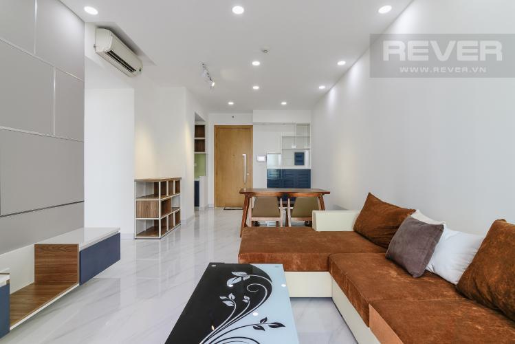 Tổng Quan Căn hộ Vista Verde 2 phòng ngủ tầng cao T2 đầy đủ nội thất