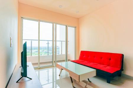 Căn hộ Dragon Hill 2 tầng trung, tháp B, 75m2, 2 phòng ngủ, full nội thất
