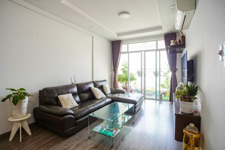 Bán căn hộ Hoàng Anh Thanh Bình 3PN, block B, đầy đủ nội thất, hướng Đông Bắc, view thoáng