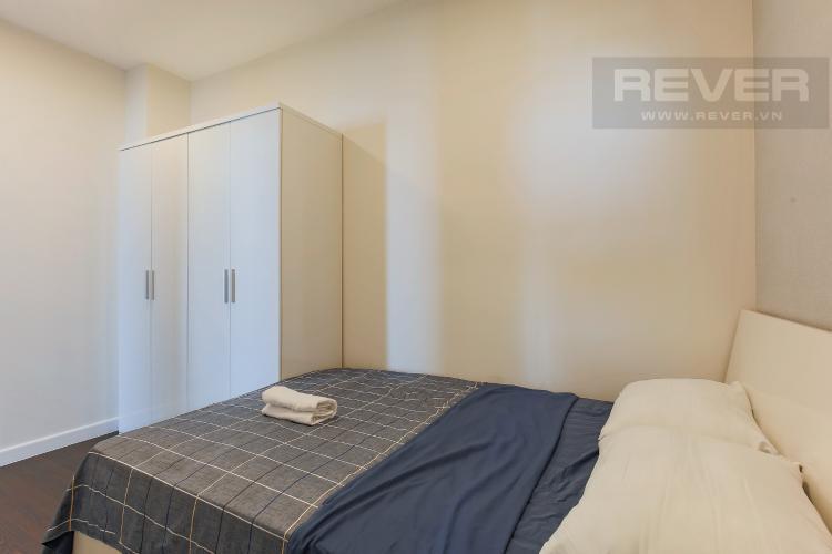Phòng Ngủ 2 Căn hộ RiverGate Residence 2 phòng ngủ tầng trung tháp A view sông