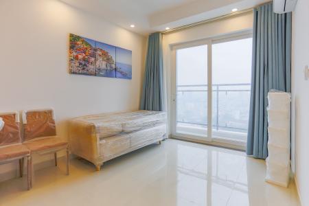 Căn hộ Florita 2 phòng ngủ tầng trung tháp A view sông