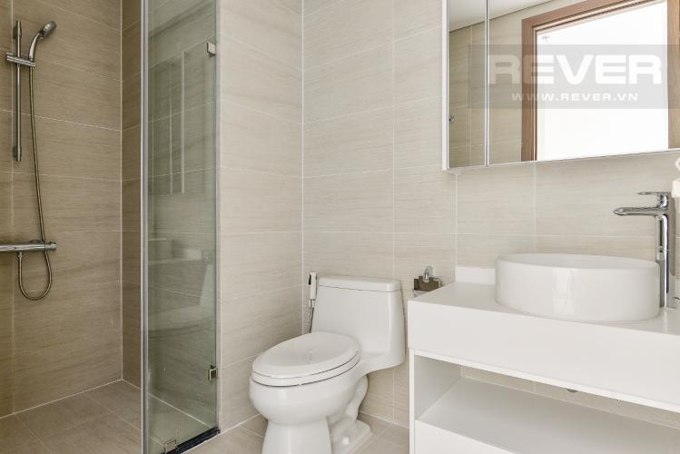 Phòng tắm 3 Căn hộ Vinhomes Central Park 4 phòng ngủ tầng cao P2 view sông