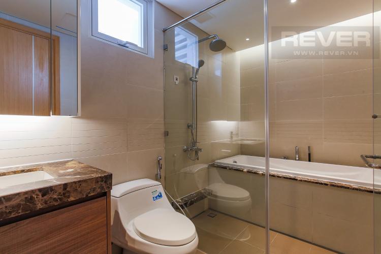 Phòng Tắm 1 Cho thuê căn hộ Sarimi Sala Đại Quang Minh 3 phòng ngủ, đầy đủ nội thất, view Landmark 81
