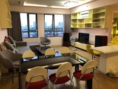 Bán căn hộ Masteri Thảo Điền 3 phòng ngủ, tháp T1, diện tích 92m2, đầy đủ nội thất