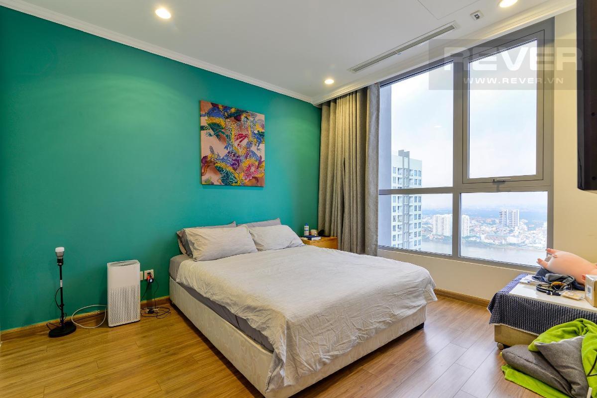3a74ef7db3294a771338 Bán căn hộ Vinhomes Central Park 3PN, đầy đủ nội thất, view sông và nội khu