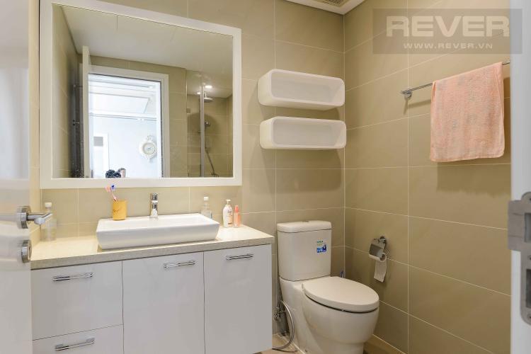 Toilet 2 Cho thuê căn hộ Diamond Island - Đảo Kim Cương, tháp Hawaii, đầy đủ nội thất, view trực diện sông