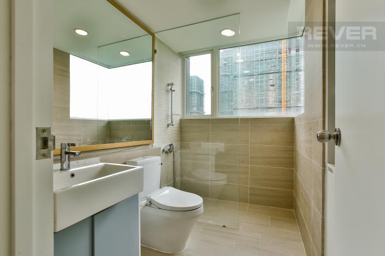 Toilet 1 Căn hộ Vista Verde tầng trung, tháp T2, 3PN, view hồ bơi