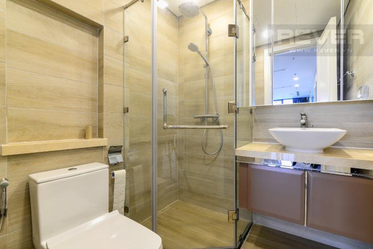 Phòng Tắm 1 Bán căn hộ Vinhomes Golden River 3PN, đầy đủ nội thất, view sông