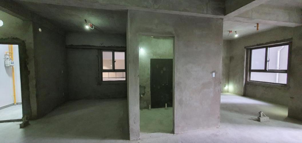 Office-tel Lavida Plus tầng 9, bàn giao không kèm nội thất.