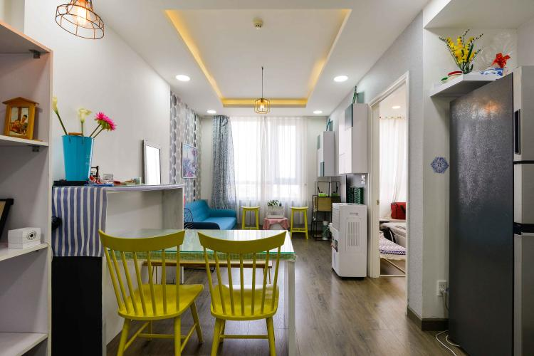 Bán căn hộ CBD Premium Home tầng thấp, 2 phòng ngủ với nội thất tiện nghi,hiện đại