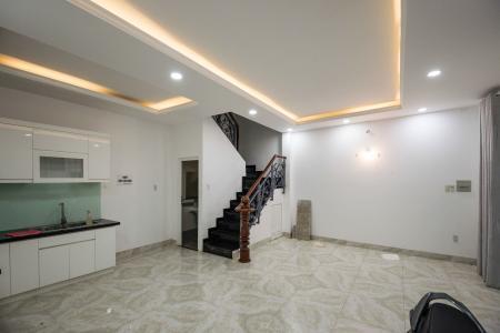Bán nhà phố 4 tầng, đường nội bộ Nguyễn Trọng Tuyển, không nội thất, sổ hồng chính chủ