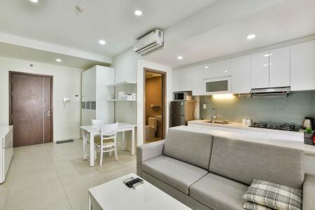 Cho thuê căn hộ Lexington Residence 1PN, tầng trung, diện tích 45m2, đầy đủ nội thất