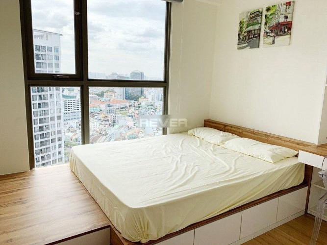 căn hộ Masteri Millennium quận 4 Căn hộ Masteri Millennium tầng trung, view sông và thành phố