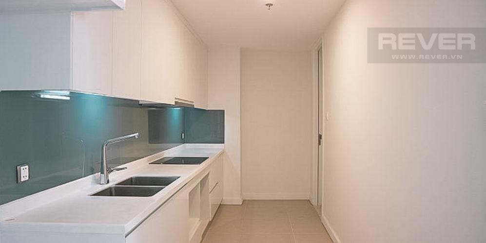 Phòng bếp căn hộ GATEWAY THẢO ĐIỀN Bán hoặc cho thuê căn hộ Gateway Thảo Điền 2PN, tầng 18, nội thất cơ bản, view sông và Xa lộ Hà Nội
