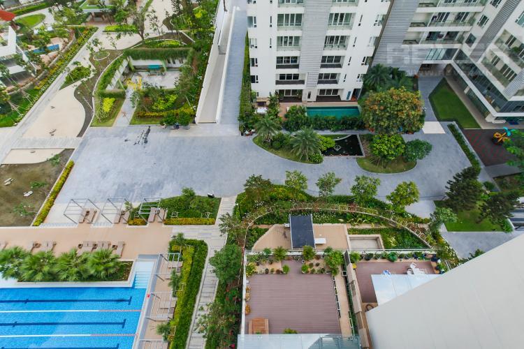 View Bán hoặc cho thuê căn hộ Diamond Island - Đảo Kim Cương 3PN tầng trung, tháp Bahamas, view hồ bơi