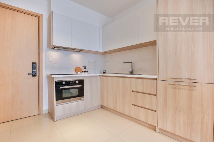 Bếp Căn hộ M-One Nam Sài Gòn 2 phòng ngủ tầng cao T2 full nội thất