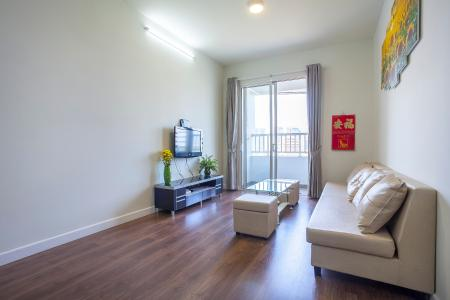 Căn hộ Lexington Residence 2 phòng ngủ tầng trung LD view thông thoáng