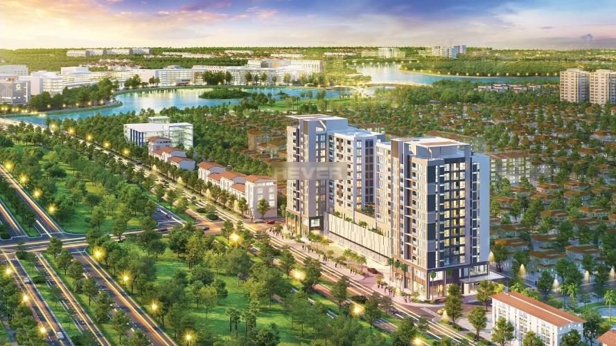 Urban Hill, Quận 7 Căn hộ Urban Hill tầng trung, nội thất cơ bản.