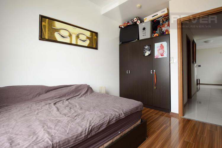 Phòng Ngủ 2 Căn hộ Thảo Điền Pearl tầng thấp, tháp 1, 2 phòng ngủ, full nội thất