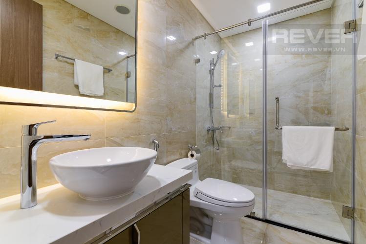 Phòng Tắm Căn hộ Vinhomes Central Park tầng trung, tháp Landmark 81, 1PN đầy đủ nội thất